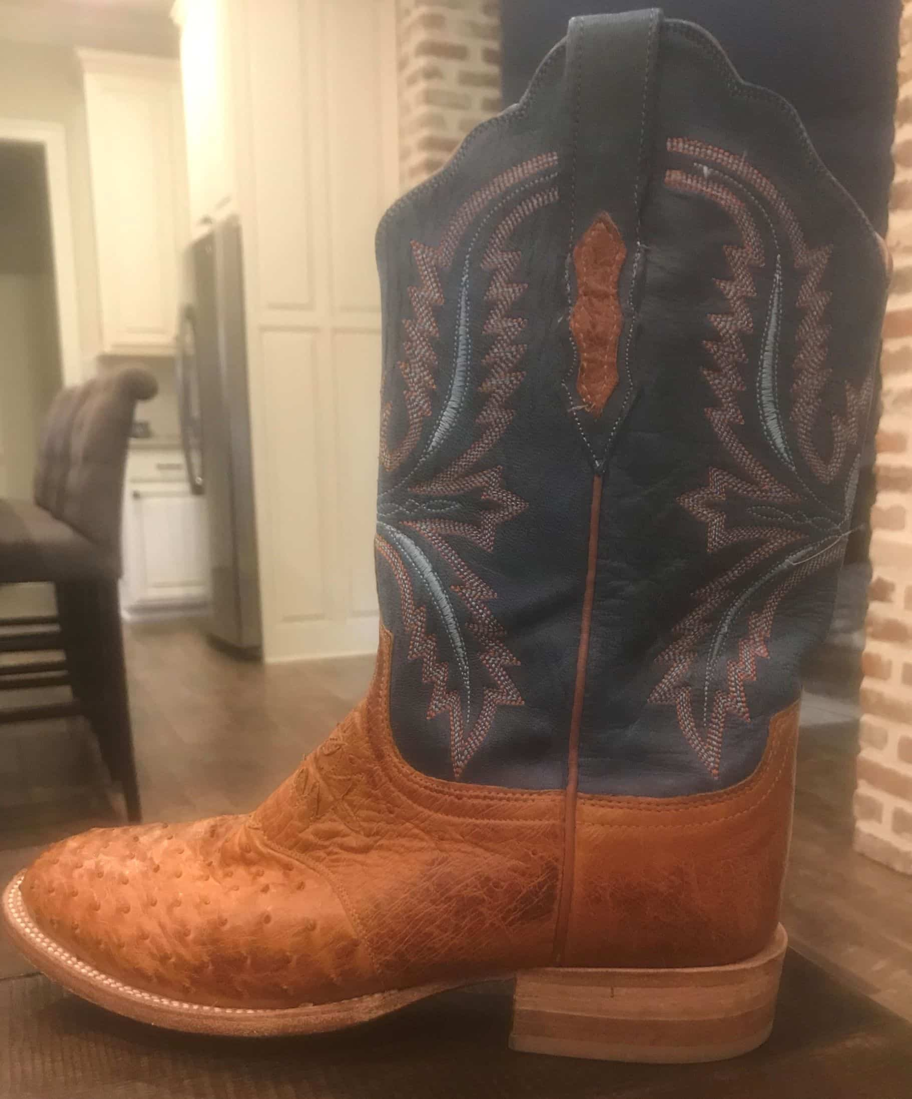 Western Horseback Riding: The Cowboy