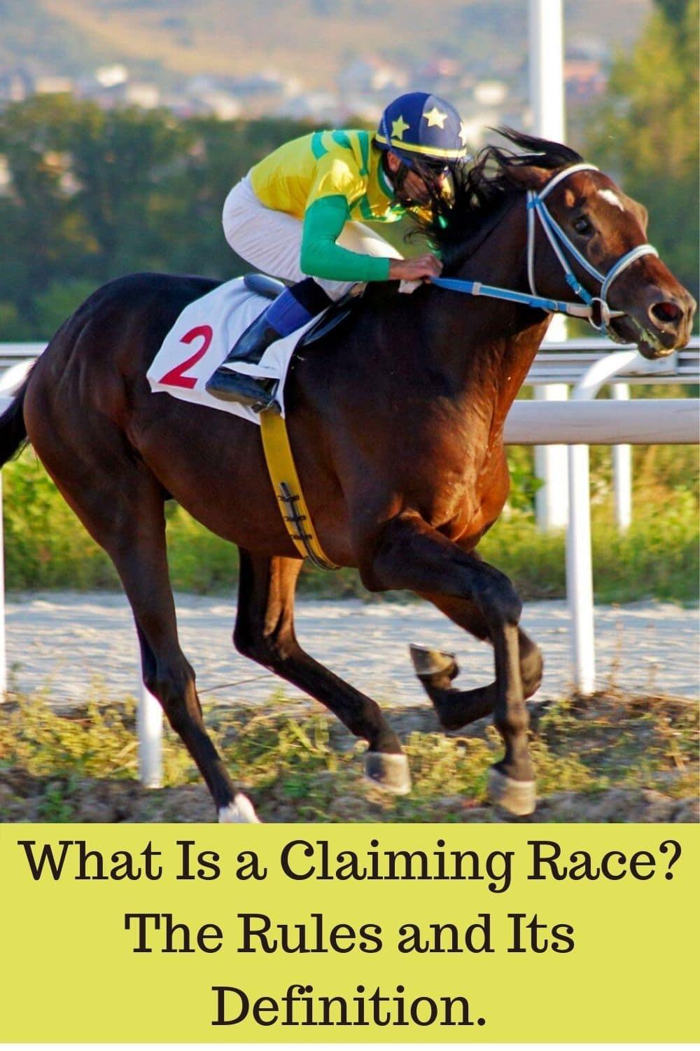What is a Claiming Race