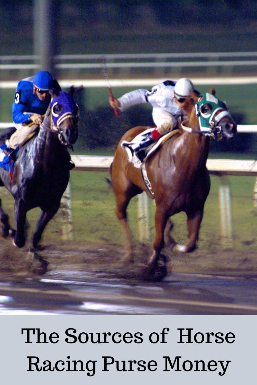 Source of Horse Racing Purse Money