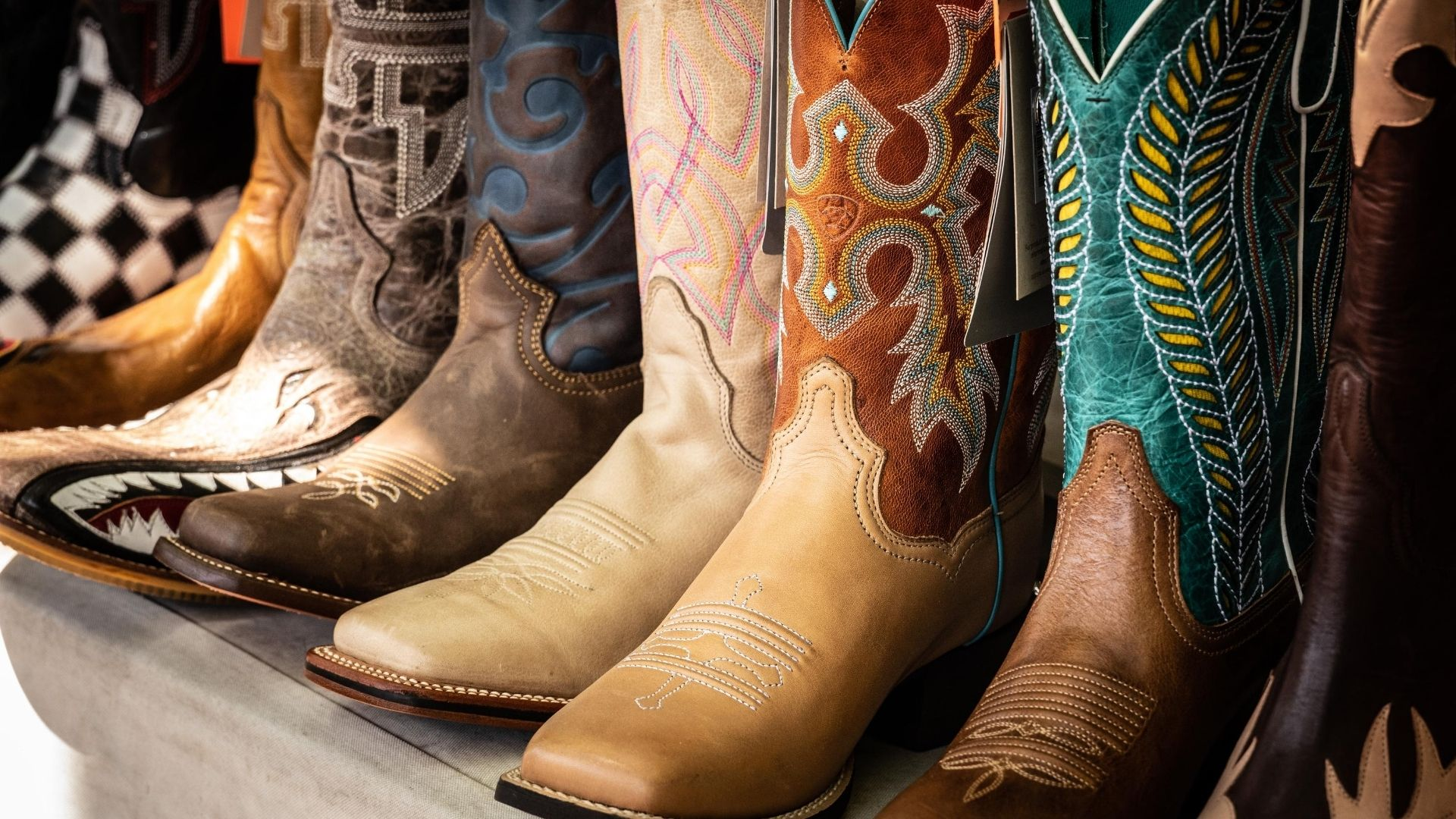Cowboy Boots for Guys With Big Calves and Wide Feet Stories