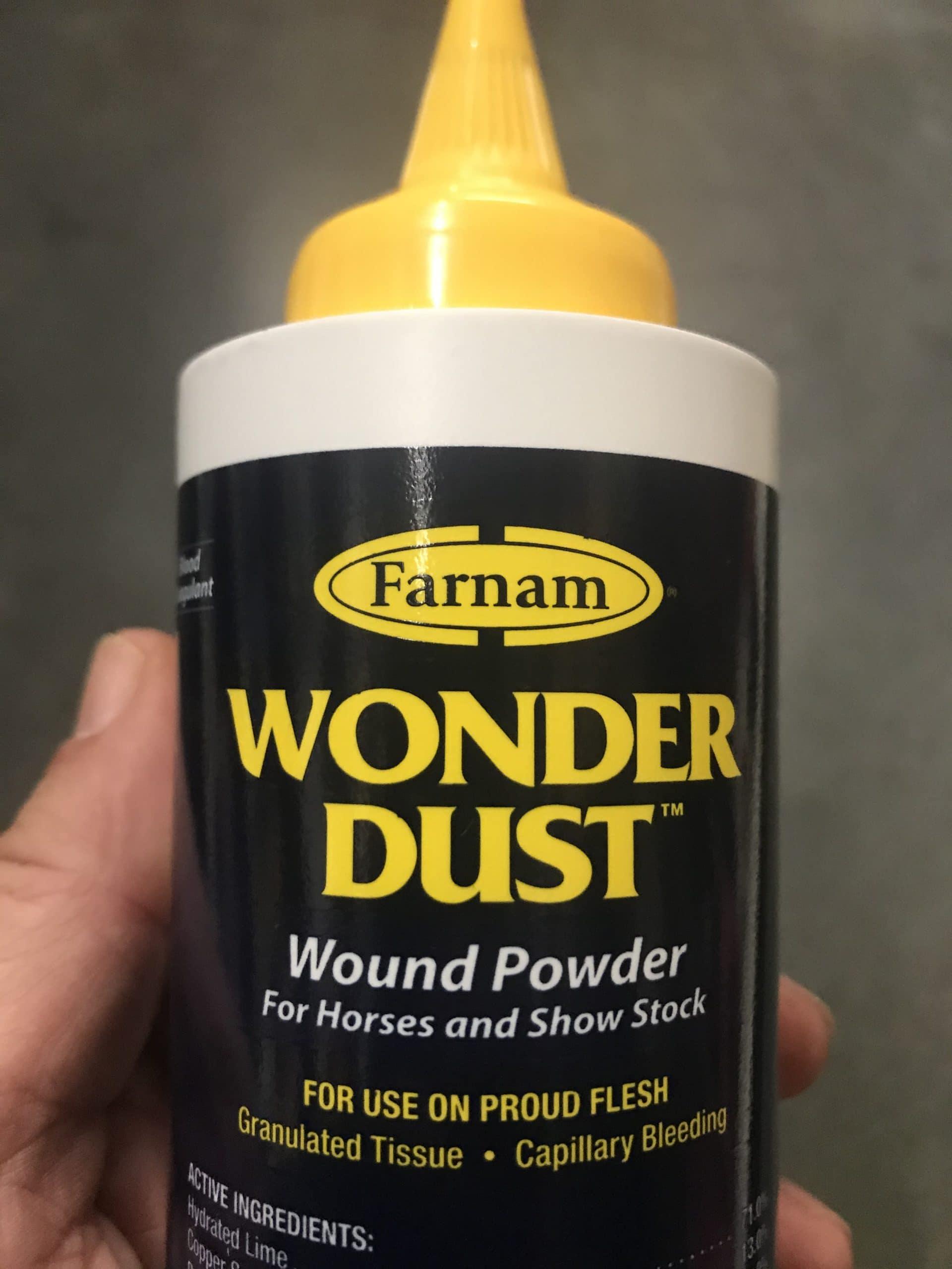 Picture of Farnam wonder dust.,